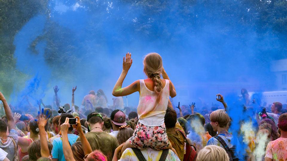 Найти фестивали